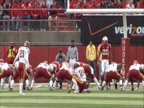 Ndamukong Suh Highlights Nebraska 2009