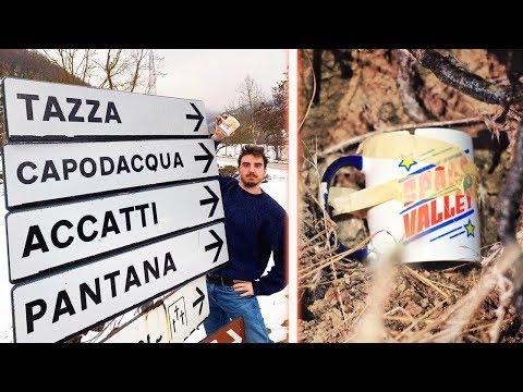 IL SANTUARIO DELLA TAZZA! - Viaggio con Asus
