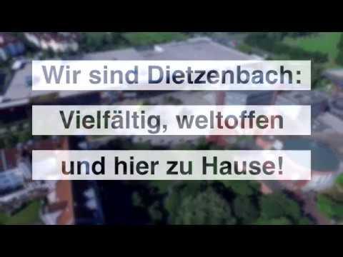 Wir sind Dietzenbach! vielfältig, weltoffen und hier zu Hause
