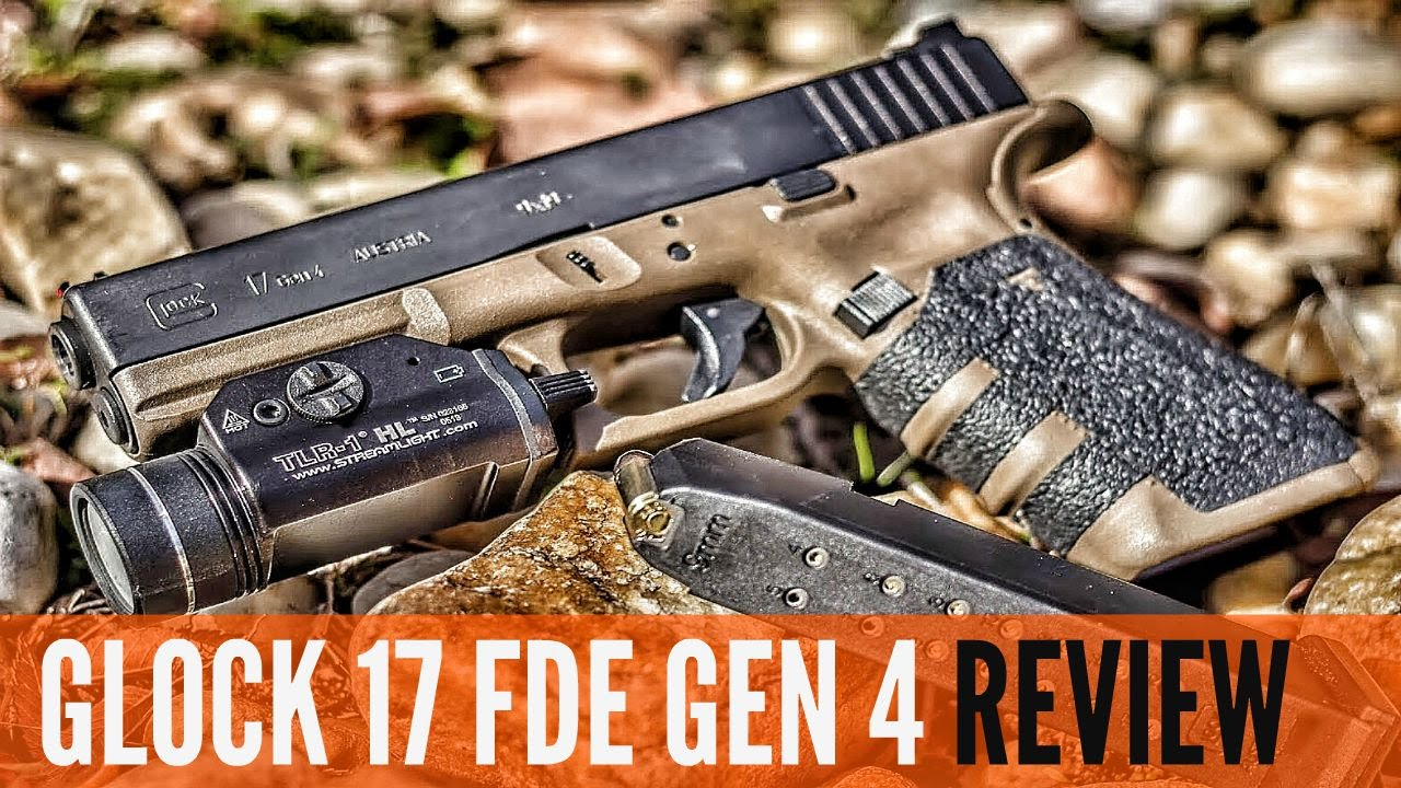 Solid Gear Gen 4 Glock 17 Fde Review Of New Features Episode 8