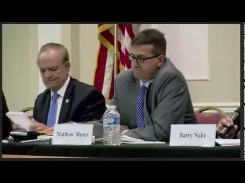 "CAUGHT ON TAPE: County Executive Tom Gordon says ""Bite me, Asshole"" to Challenger Matt Meyer"