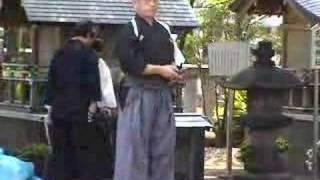 Ryushin Jigen Ryu iai