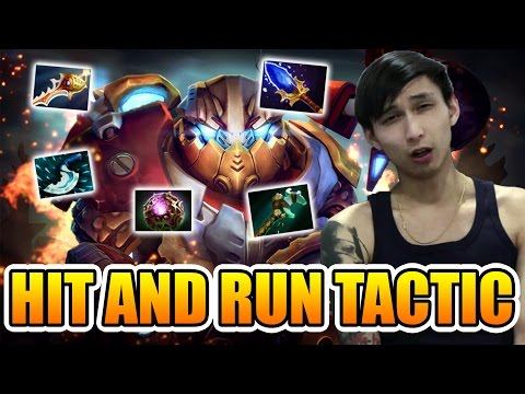 SingSing Dota 2 - Hit And Run Tactic