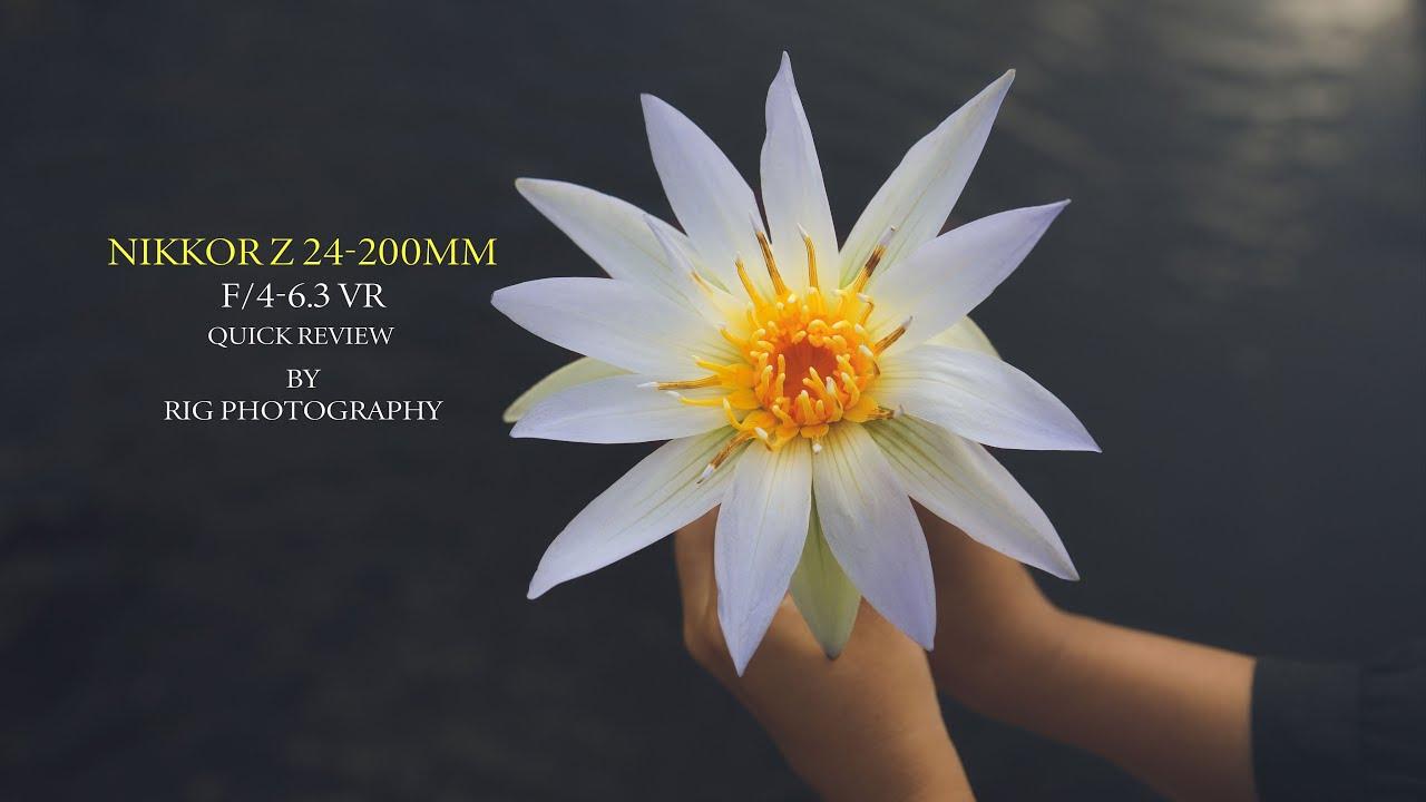 NIKKOR Z 24-200mm f/4-6.3 VR Lens Review