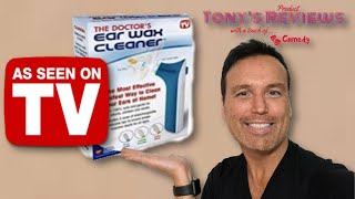 The Doctor's Ear Wax Cleaner   As Seen on TV 2018 Review