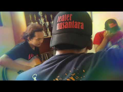 Musikalisasi puisi Tanah Air Mata ( Sutardji Calcoum bahri )