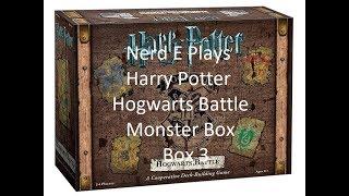 Harry Potter Hogwarts Battle Monster Box of Monsters Box 3