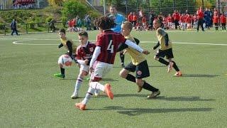 1. FSV Mainz 05 U10 vs AC Mailand (Milan) U10 2:0; Küffmann & Partner Cup 1. FC MG 12.04.2015