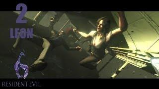 Resident Evil 6 Walkthrough (ITA)- LEON -2- Un posto sicuro