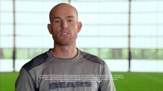 Robbie Gould Suits Up this Season with hhgregg