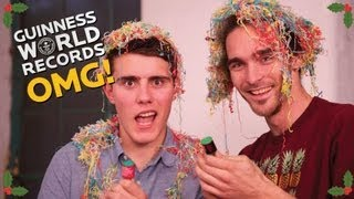 Party Poppers, Alfie & Food for Louis // The Record Slam (Ep9)
