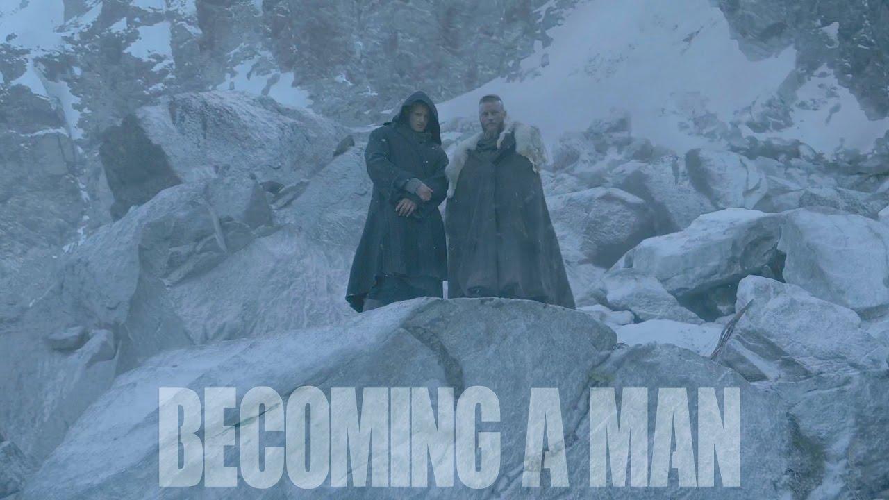 Download (Vikings) Ragnar & Bjorn || Becoming A Man