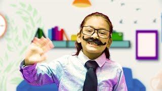 La Familia Dedo Version de Zoey   Canciones Para Niños   Finger Family Spanish