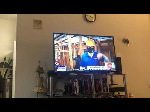 Orleans Technical College (my trade school) was on tv