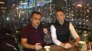 Максим Шмырёв. Интервью после Кубка мира-2017
