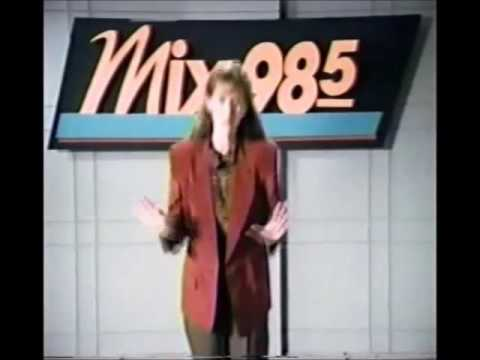WBMX 98 5 Boston MA  1992 commercial