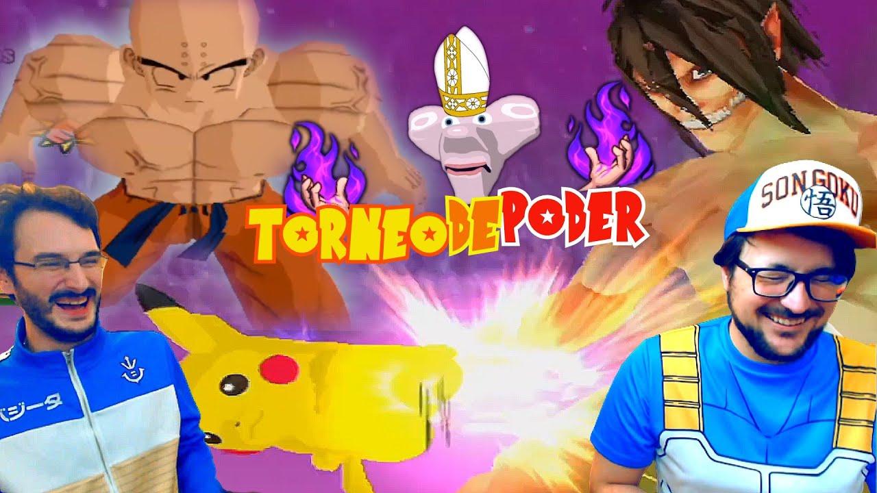 L'Ultime Jeu DBZ ? TORNEO DE PODER (presentado por Bob Lennon) !