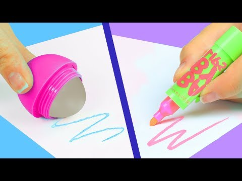 14 DIY School Supplies You Need To Try