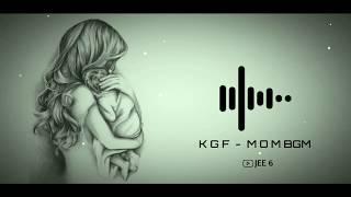 Gambar cover KGF mother bgm ringtone & whatsapp status | kgf movie BGM | jee6
