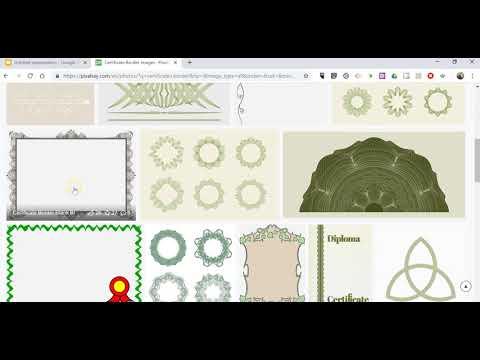 How To Design A Custom Certificate In Google Slides