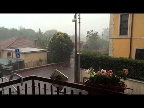 Pioggiarella a Cisterna di Latina