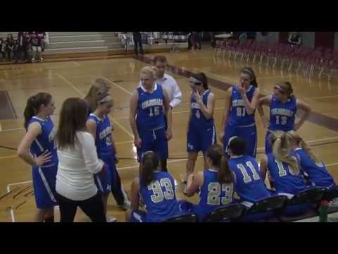 Acton Boxboroug Jr Varsity Girls Basketball Girls Basketball vs Westford 1/24/14