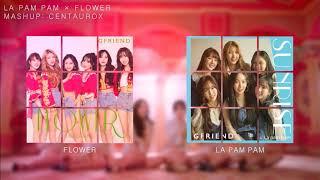 ⌘ la pam 』flower mashup album/s: sunrise 2nd japan single / flower 3nd artists/group: gfriend ♔ sowon (kim so-jung) - leader, main rappe...