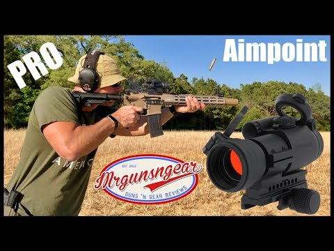 Aimpoint PRO Red Dot Review: Best Budget Serious Use Optic? (4K)
