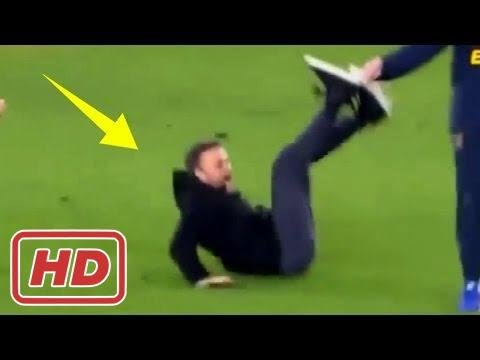 Football Managers ● Funny Moments, Reactions, Bloopers & Celebrations[Football]