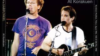 Simon and Garfunkel The Late Great Johnny Ace Live 1982