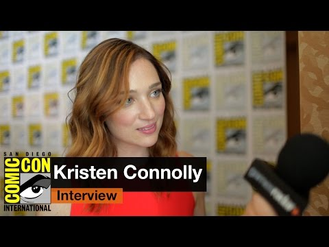 San Diego Comic Con 2015: Kristen Connolly on CBS' Zoo