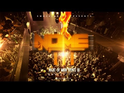 SMACK/URLTV PRESENTS : N.O.M.E 3 [ FULL DOCUMENTARY ] | DIR BY TwiZz