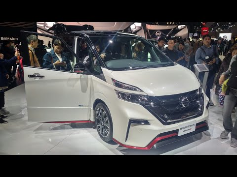 In Depth Tour Nissan Serena C27 Nismo Hybrid JDM - Indonesia