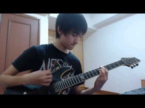 retrospect -  guitar cover