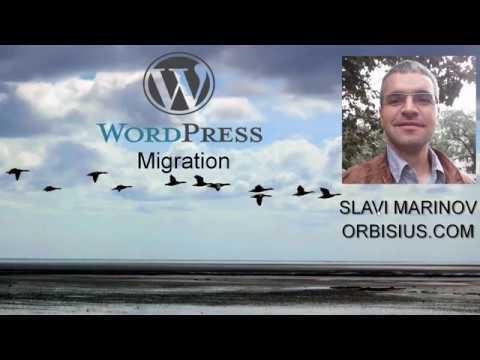 WordPress Migration Service by Orbisius