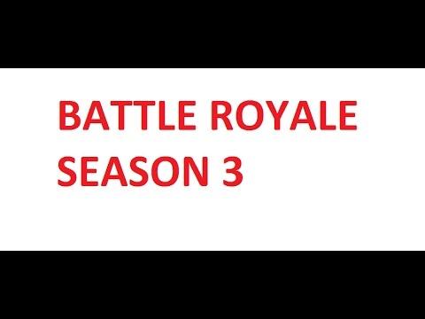 Frist Battle Royale