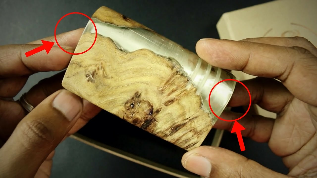 The Problem with Stab Wood Mods - Arrrggghhh!!