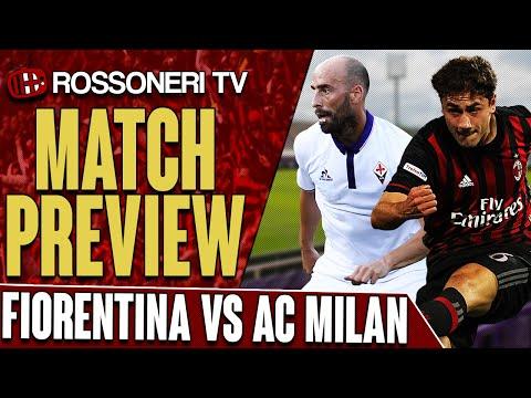 Fiorentina vs AC Milan | Serie A | PREVIEW