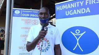 Humanity First Uganda celebrating Silver Jubilee