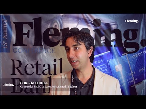 15th Retail Banking Forum - Chris Gledhill Interview