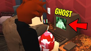 We Caught GHOSTS On Cameras.. The Truth Will Shock You! (Roblox)