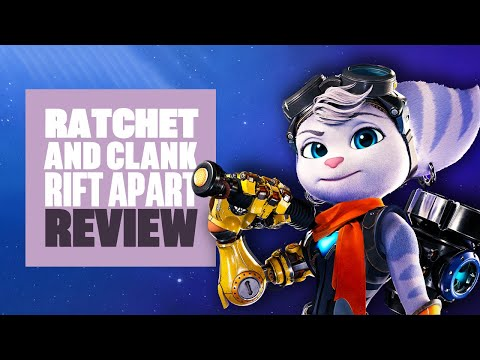 Ratchet and Clank Rift Apart Review - RATCHET AND CLANK RIFT APART GAMEPLAY PS5 - Eurogamer thumbnail