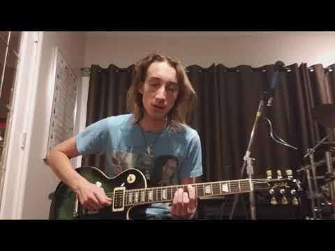 Greta Van Fleet - Brave New World (guitar lesson)