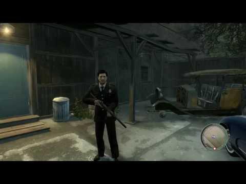 Офицер Полиции Вито Скалетта вырезанные миссии из игры Мафия 2.