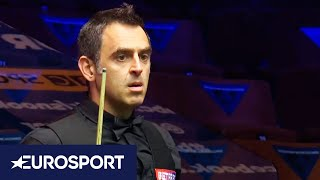 Ronnie O'Sullivan chats with Colin Murray after record Crucible win! | Snooker | Eurosport