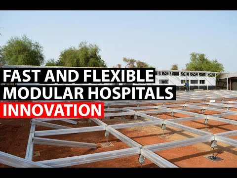 INNOVATION | Fast and flexible modular hospitals