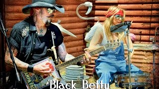 Repeat youtube video Official Music Video 'Black Betty' Christopher Ameruoso