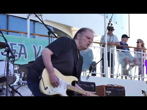 Walter Trout - Me, My Guitar & The Blues - Pool Deck Show - KTBA Cruise 2019