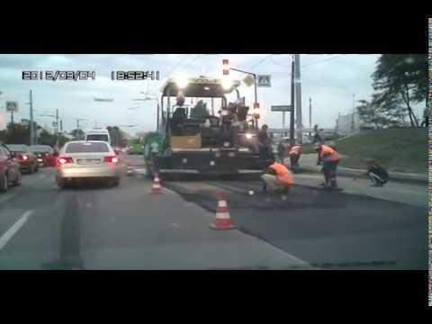 Композитные сетки для ремонта дорог