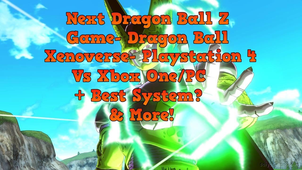 Dragon Ball: Xenoverse 2 for Xbox One Reviews - Metacritic